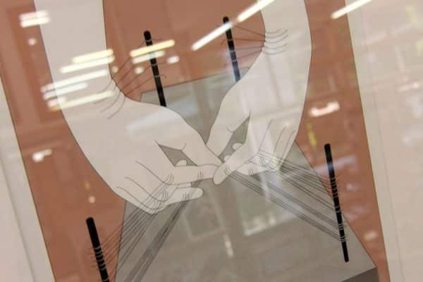 Antireflexglas für Bilderrahmen